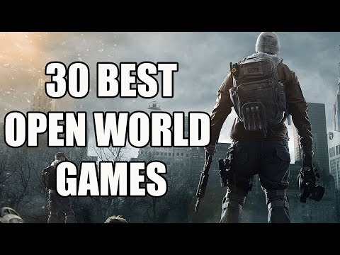 30 Greatest Current-Gen Open World Games You Need To Experience