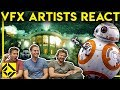 VFX Artists React to Bad & Great CGi 4