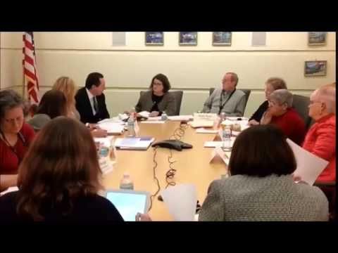 Orland Park Child Porn Scandal: Illegal Orland Park Public Library Board Meeting 2 12 14 video