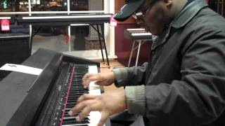 Billy Preston - Nothing from Nothing (Piano Cover)