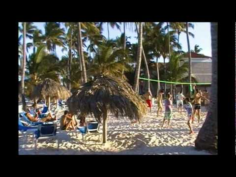 A review of the Dreams Palm Beach all inclusive resort my family stayed at ...