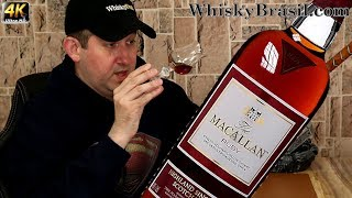 Whisky Brasil 251: Macallan Ruby Review [4K]