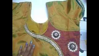 Download Designer blouse making 3Gp Mp4