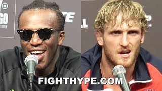 KSI VS. LOGAN PAUL 2 FULL POST-FIGHT PRESS CONFERENCE; BOTH KEEP IT REAL ON PRO BOXING DEBUT