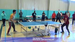 BAGA Sports Feb0218 Men TT Final