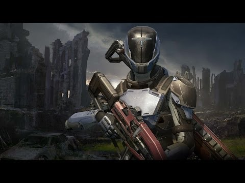 Destiny Map Tour: Earth - Rusted Lands - IGN First