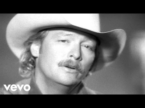 Alan Jackson – When Somebody Loves You
