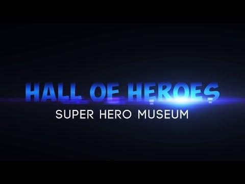 Hall of Heroes Super Hero Museum [Interview]