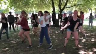 Kpop Random Play Dance at Army Meet up Copenhagen 09/06-18