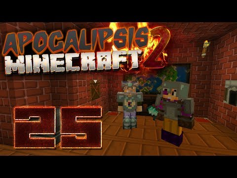 ENANOLANDIA!!   #APOCALIPSISMINECRAFT2   EPISODIO 25   WILLYREX Y VEGETTA