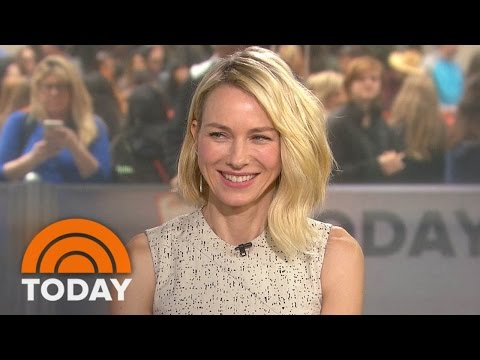 Naomi Watts Talks About Her Kids, Instagram, 'Divergent' Series | TODAY