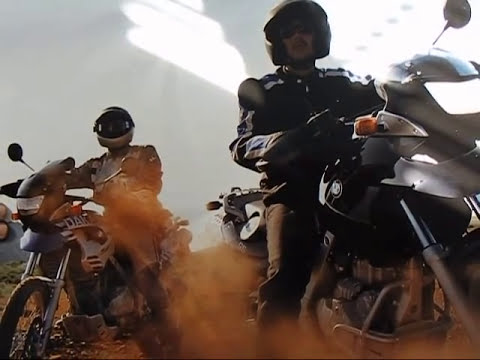 BMW F650GS 2004 . KOKKINA FEGARIA TEST