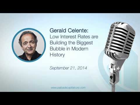 Gerald Celente: Low Interest Rates are Building the Biggest Bubble in Modern History - 9/21/14