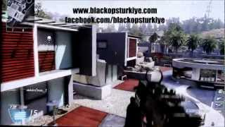 "Black Ops 2 * TÜRKÇE * Clan (BOTR) Multiplayer Team Deathmatch ""Raid"" #2"