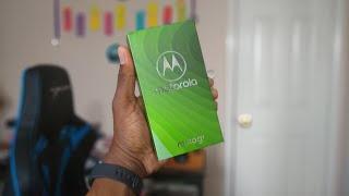 Moto G7 Clear White Unboxing & Setup! $249 Google Fi Edition