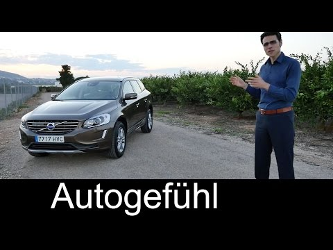 2015 Volvo XC60 T5 test drive REVIEW new 4-cylinder & tour exterior interior