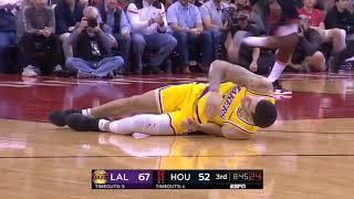 LA Lakers vs Houston Rockets Full Game Highlights | 19th January | 2018-2019 Season