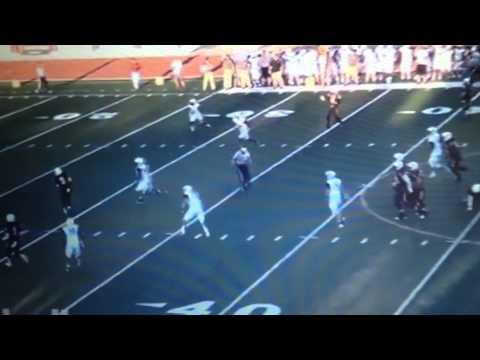 Tyreek Hill receiving touchdown, Garden City Community College 2 (via Hudl)