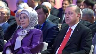 """Asırlık Proje """"Bakü Tiflis Kars Demiryolu"""" Açıldı"""