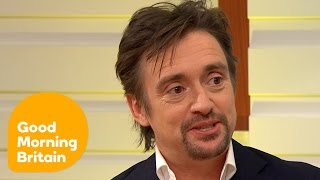 Richard Hammond Prepares for The Grand Tour | Good Morning Britain