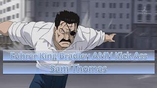 Fuhrer King Bradley AMV Kick Ass