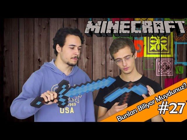 Minecraft'ta Bunları Biliyor Muydunuz? #27