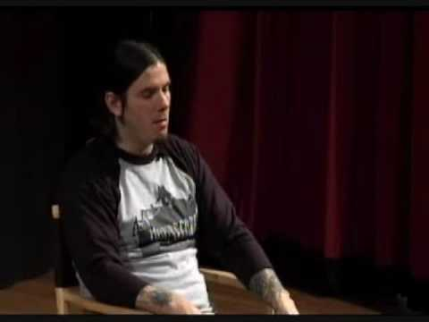 Phil Anselmo Loyola University Pt 2/7