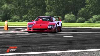 Forza4_Ferrari F40 on TopGear Track with commentary by Jeremy.m2ts