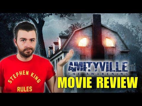 Amityville: The Awakening (2017) Bella Thorne - Movie Review streaming vf