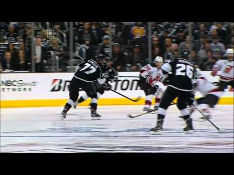 Jeff Carter second goal of the game! Game 6 Stanley Cup Finals Devils @ Kings