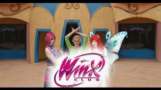 Winx Club -  Cosplay  in Real Live Alfea - Rainbowmagicland