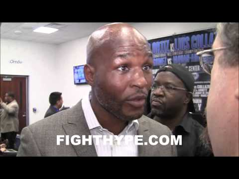 BERNARD HOPKINS SCHOOLS DAN RAFAEL SAYS SHUMENOV WAS SIGNED TO FIGHT HIM