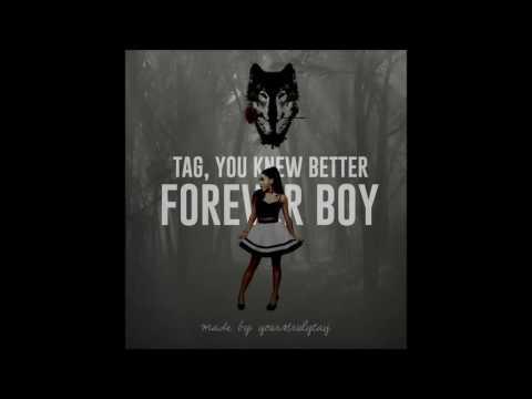 Ariana Grande & Melanie Martinez   Tag, You Knew Better Forever Boy (Mashup)