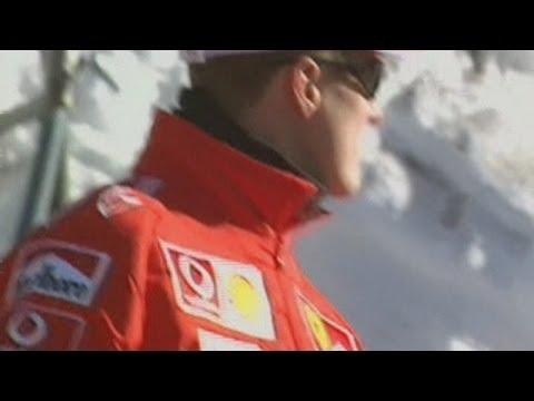 Schumacher 'out of danger' claims friend