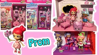 Happy Places Season 3 Prom Princess Kitty Dance Hall & Princess Puppy Powder Room Decorator's Packs