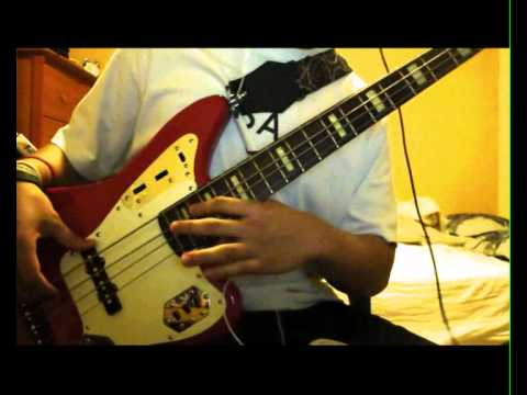 Tony- Gorillaz- Feel Good Inc. (Bass Cover)