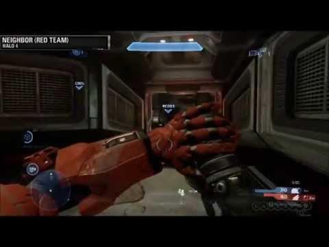 Halo 4: NEW MLG Multiplayer Commentary On Adrift HD
