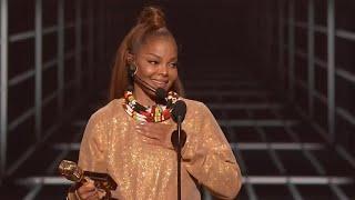 Janet Jackson Receives Icon Award at the 2018 Billboard Music Awards
