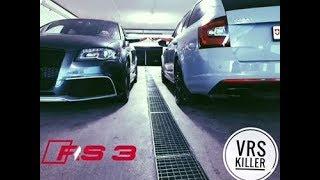 #VRSKILLER Review 2 - Audi RS3 340 HP !! FULL STOCK!!!!!