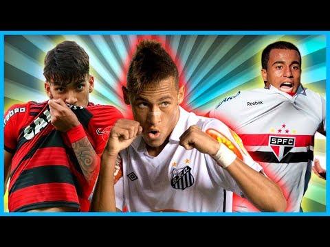 As 10 Vendas mais caras da HISTÓRIA do Futebol Brasileiro! Vídeos de zueiras e brincadeiras: zuera, video clips, brincadeiras, pegadinhas, lançamentos, vídeos, sustos