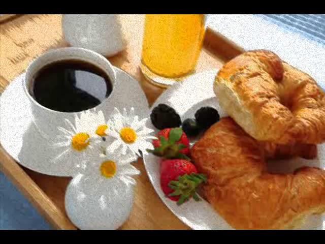 Le Petite Dejeuner Parisienne  La musique Lounge tres chic selec