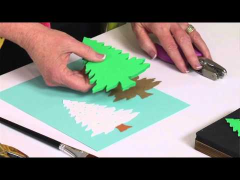 Ellison Educational Series -- Making Holiday Gift Note Pads with the Big Shot Pro