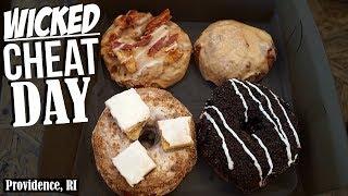 Wicked Cheat Day #16 | Providence, RI