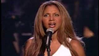 Unbreak my Heart - Toni Braxton - Live