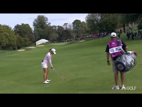 Lydia Ko becomes youngest major winner Evian Championship 2015