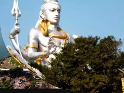 Largest Shiva Temple & Shree Rudrashtakam - By Rushivarji video
