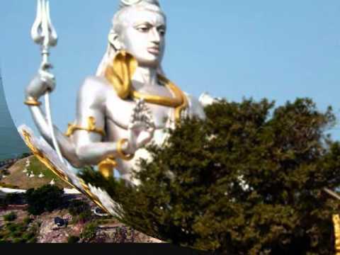 Largest Shiva Temple & Shree Rudrashtakam - By Rushivarji video