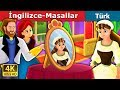 İngilizce-Masallar   Masal dinle   Türkçe peri masallar