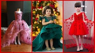Beautiful Baby Girl Party wear dress ,Gowns! Ladies Fashion ! !