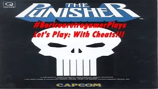 Let's Play: The Punisher (Arcade) (With Cheats)